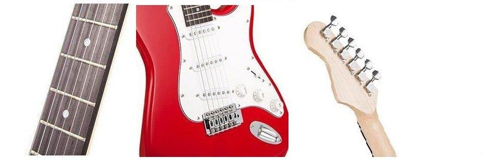 RockJam Guitar design