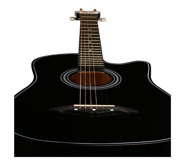 Juarez Acoustic Guitar Frets